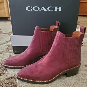 COACH | Chelsea Boot Rexy Charm 5.5